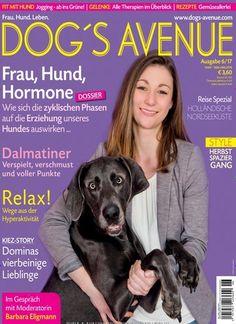 Frau, #Hund, #Hormone: Wie sich die zyklischen Phasen auf die Erziehung unseres Hundes auswirken... In #dogs avenue:
