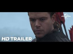 """La Gran Muralla"", primer tráiler de la polémica última película de Matt Damon"