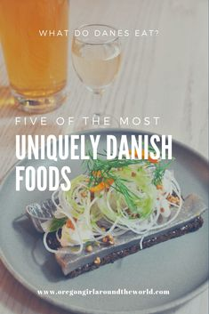 5 Most Uniquely Danish Foods Want to know what the Danes eat Check out these five foods that originated in Denmark are hugely popular and widely available here Come taste Denmark Danish Cuisine, Danish Food, Danish Dessert, Scandinavian Holidays, Scandinavian Recipes, Marijuana Recipes, Europe On A Budget, Weird Food, Cafe Food