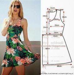 zomers kleedje