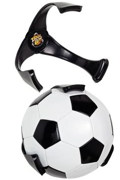 Soccer Ball Claw: A Wall Mount Soccer Ball Holder. Organize, Store or Display.