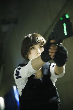 Akane Tsunemori (WorldCosplay) | Psycho-Pass #anime #cosplay