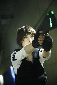 Akane Tsunemori (WorldCosplay) | Psycho-Pass #anime #cosplay