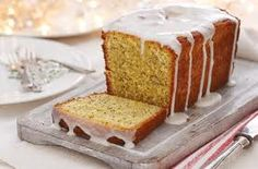 lemon drizzle cake - Google Search