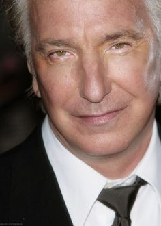 "January 10, 2008 - Alan Rickman at the London premiere of ""Sweeney Todd"" at Oden Leicester Sq., London, England."