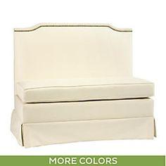 "Hampton Upholstered 48"" Bench"