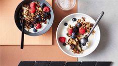 Harmony granola recipe   Breakfast   Wholegrain recipes   SBS Food