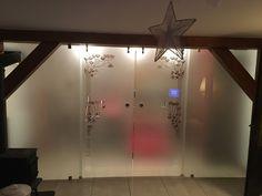 DUBIEL GLASS  drzwi szklane i inne   realizacje Case, Divider, Ceiling Lights, Lighting, Room, Furniture, Home Decor, Bedroom, Decoration Home