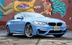 Would the 2015 BMW M4 Convertible be better with a ragtop? Probably, but it's still better than the pricier M6.