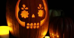 Get carving with printable pumpkin carving stencils - CherylStyle