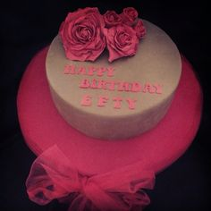 Chocolate cake by Cake Dreamers Dubai