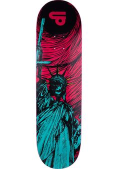 TITUS Liberty - titus-shop.com  #Deck #Skateboard #titus #titusskateshop