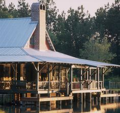 LAKE HOUSE    South Carolina    by Historical Concepts