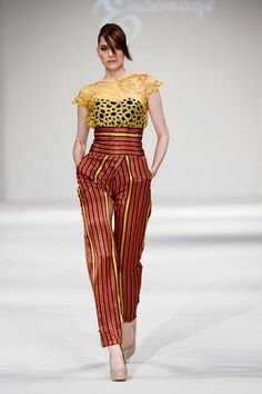 Muscat Fashion Week Review | Style.com/Arabia - texture