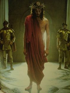 """Jesus of Nazareth (1977) Robert Powell. John 3:16 """"For God so Loved the World that He gave his only Begotten Son,that whosoever believeth in Him should not perish,but have Everlasting Life."""