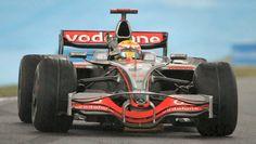 Brazil 2008 • McLaren MP4-23