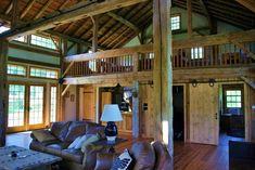 Cola Barn House