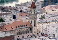 Passau, Germany -  Rathaus