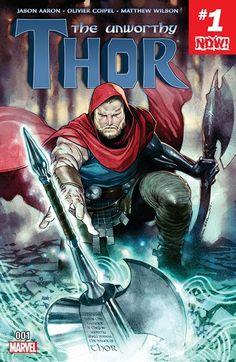 The Unworthy Thor n°1 (2016) http://amzn.to/2eaMlpZ #unworthy #thor #marvel #comics