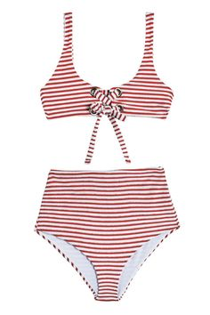 13 Cute High-Waisted Bikinis If It Ever Gets Warm #highwaistedbikinis
