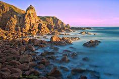 coastline of Cape Woolamai