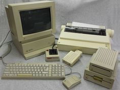 Apple IIGS WOZ Limited Edition Vintage Computer System.