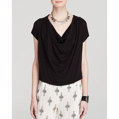 Free People fantasy jersey cowl tee Such a cute & comfortable top! Can be worn in multiple different ways! No trades. Accepting a reasonable offer Free People Tops