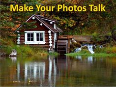 "Photos With Talking Tags. Every photo has secret stories locked inside. Just think how interesting it would be if a photo could tell you why it was taken. Now a photo can share spoken stories each time it is viewed. Now's the time to add those special stories to your photos, only you know, before they are lost or forgotten forever. Please take the time to watch this fun little 2 minute YouTube video, ""Talking Tags.""  http://www.youtube.com/watch?v=5sMq5ho18p8"