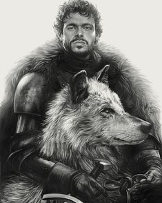 game of thrones artwork Game Of Thrones: Robb Stark by Greg Ruth Game Of Thrones Illustrations, Game Of Thrones Artwork, Game Of Thrones Fans, Kings Game, Pop Culture Art, Character Portraits, Marvel, Cultura Pop, Winter Is Coming