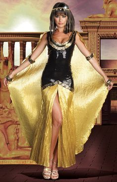 nikkis  Egyptian Princess Cleopatra Costume for tylers halloween party he has a few days before halloween
