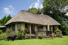 Cottage House, Cozy Cottage, African House, Thatched House, Self Catering Cottages, Kwazulu Natal, Wood Working For Beginners, Boro, Farmhouse Design