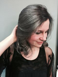 Color and Style using all Aveda