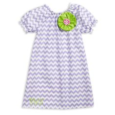 Lavender Chevron Charlotte Dress – Lolly Wolly Doodle