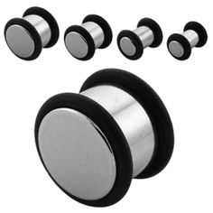 Style Sanctuary  - Stainless Steel Bullet Plug , £2.99…