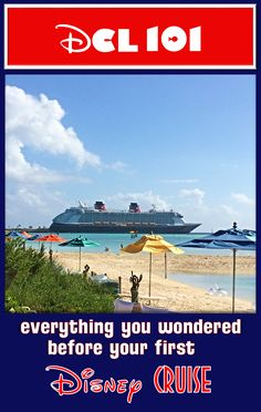 Disney Cruise Line 101 An exhaustive list of FAQs, tips and tricks for budgeting, planning and pixie dusting your first Disney Cruising vacation!