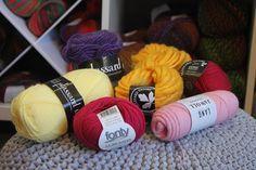les pelotes de laine : comment me repérer, comprendre, choisir