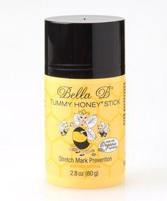 Love this Tummy Honey Stretch Mark Prevention Stick by Bella B on #zulily! #zulilyfinds