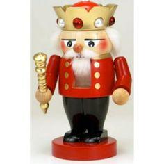 Steinbach Troll King German Christmas Nutcracker