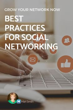Networking is an essential part of work and life – and it has never been more important. When you meet new people, it widens your circle. That in turn brings you closer to the resources, opportunities, prospects, and clients you need to enhance your career and/or build your business. Click to read 'how' to grow your social network online!  #socialmedia #networking #onlinemarketing #marketing Marketing Topics, Facebook Marketing Strategy, Social Media Digital Marketing, Instagram Marketing Tips, Business Marketing, Online Marketing, Marketing Ideas, Business Tips, Social Media Trends