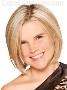 Medium length bob hairstyle for 2012   very cute, possibly my next hairstyle?