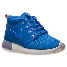 nike roshe run mid winter casual outdoor shoes
