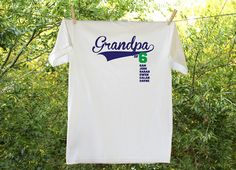 Personalized Grandpa Number & Names of by Nestingproject on Etsy, $16.50