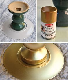 A DIY Cake Stand That Looks Expensive (But Really Only Cost $7)