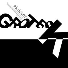 Wolfgang Weingart: medium graphic design - famous mostly for swiss punk typography