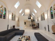 Take Me To Church: 15 Heavenly Church Conversions — The Nordroom