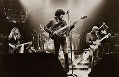 Thin Lizzy is one of my favorite bands. Phil Lynott's voice is amazing.
