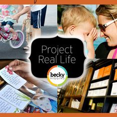 Lindsay Teague Moreno: Project Life Tuesday: Project Real Life + Giveaway!!