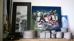 Facebook, Studio, Painting, Life, Art, Craft Art, Paintings, Studios, Kunst