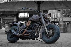 Totally Rad Choppers — The Rat Chopper Custom Built Chopper Motorcycles!