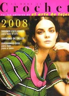 El Arte de Tejer 2008 Crochet - Melina Crochet - Picasa Webalbumok